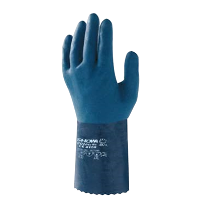 achisonsafety_Găng tay Showa 720 NBR Working glove